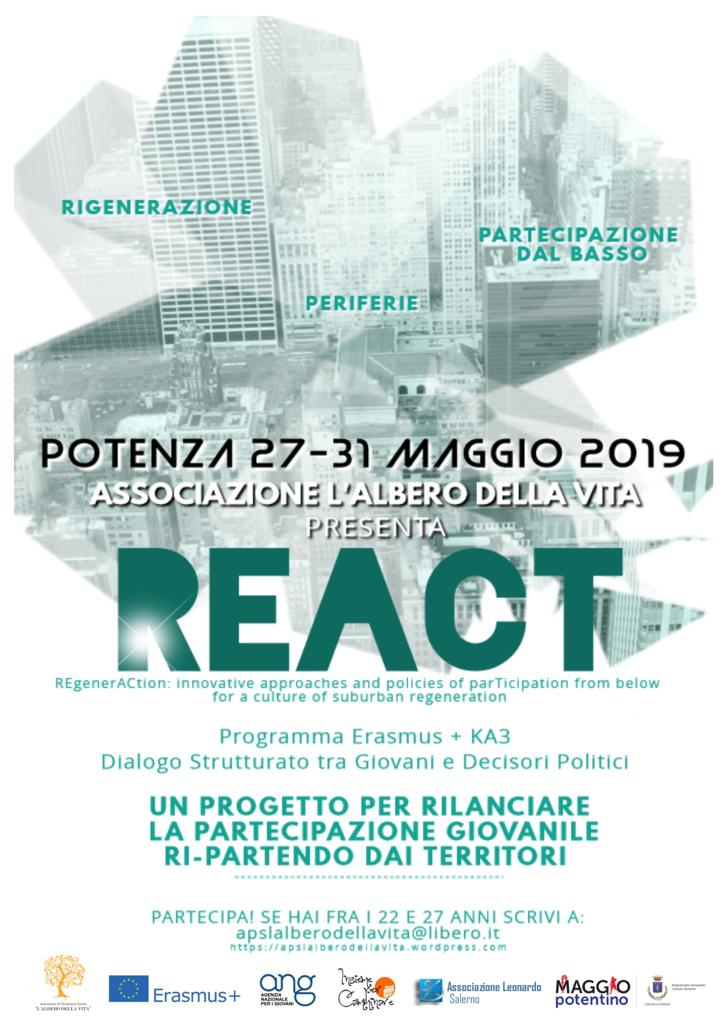 Art33 tra le best practice nazionali di rigenerazione urbana a React